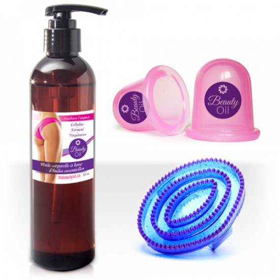 Trio anti cellulite